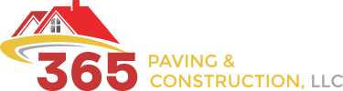 365 Paving and Construction LLC Logo