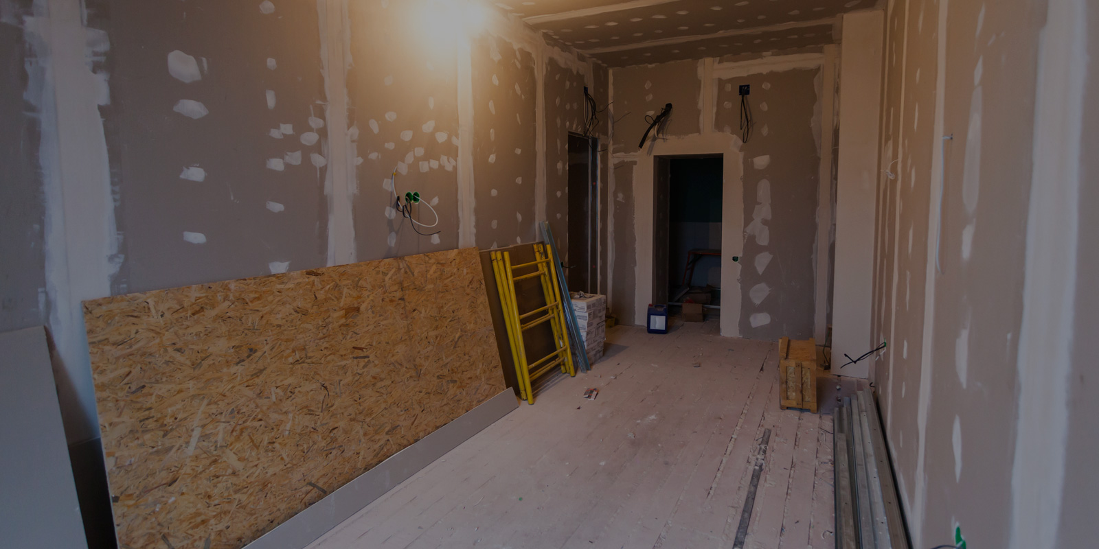 New Drywall Construction