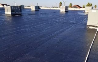 Seal Coated Roof